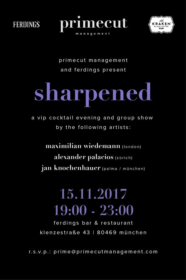 sharpened